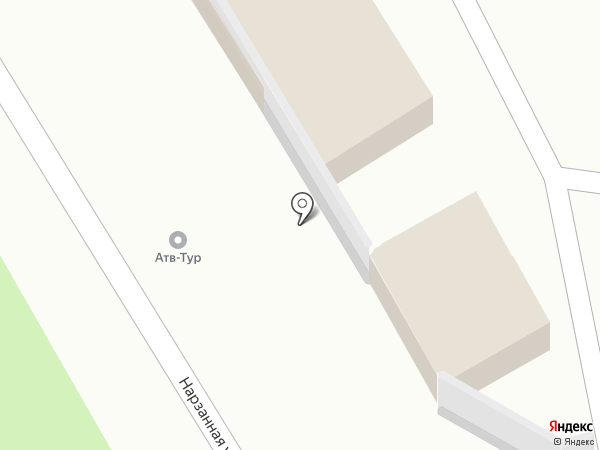 Atv-tur на карте Сочи