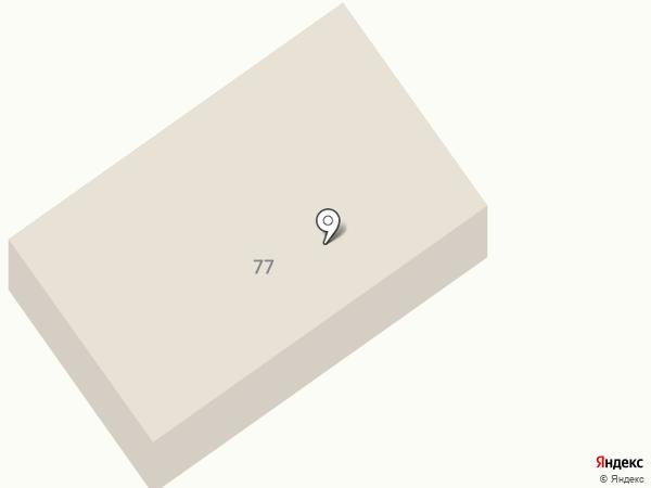 Дом Евангельских Христиан Баптистов на карте Каменномостского