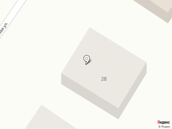 Продуктовый магазин на карте Каменномостского