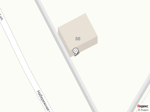 Таран Ю.И. на карте Каменномостского