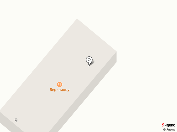 Рафтинг А на карте Каменномостского