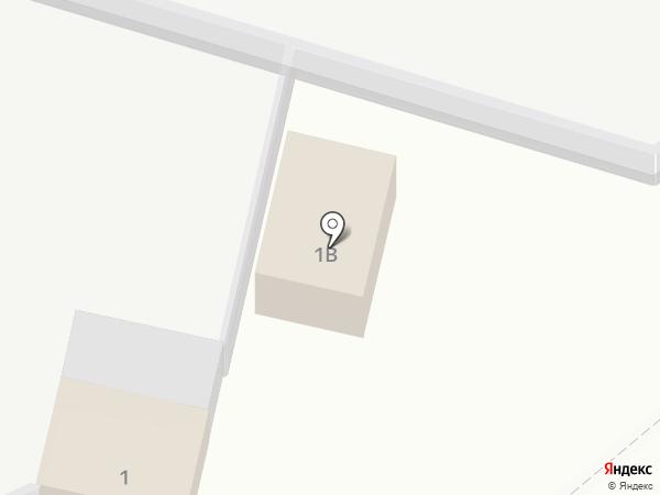 Шиномонтажная мастерская на карте Каменномостского