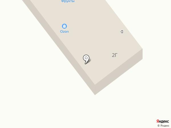Легион на карте Владимира