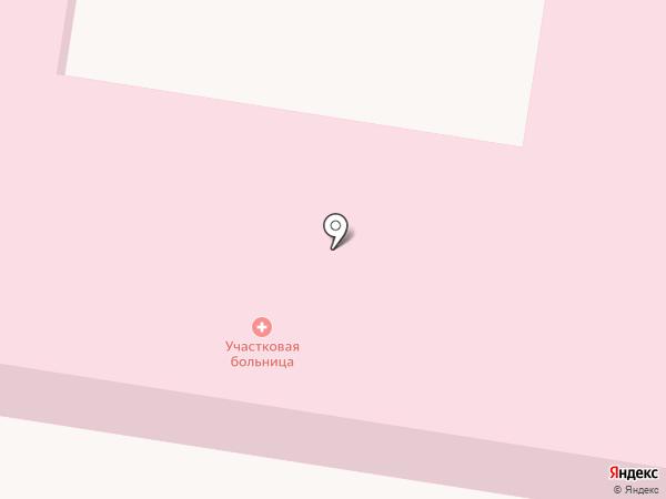Дневной стационар на карте Каменномостского