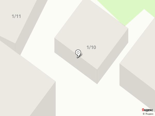 Рубеж на карте Сочи