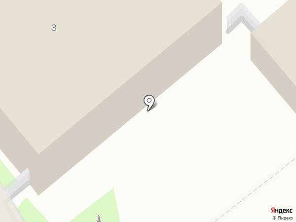 СФГАВТО на карте Сочи
