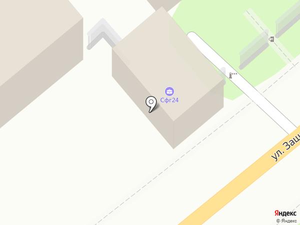 Прокатная компания на карте Сочи