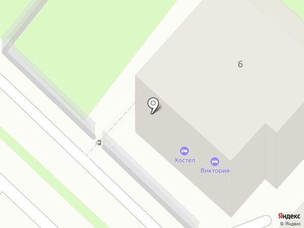 Виктория на карте Сочи