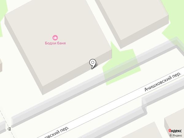 Александрия на карте Сочи