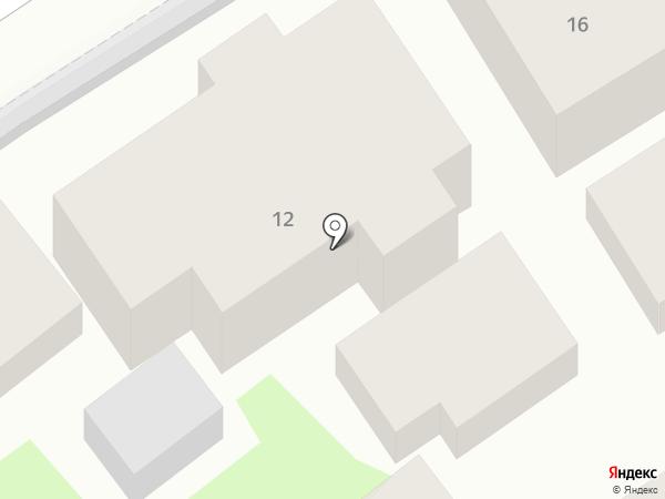 Дарьял на карте Сочи