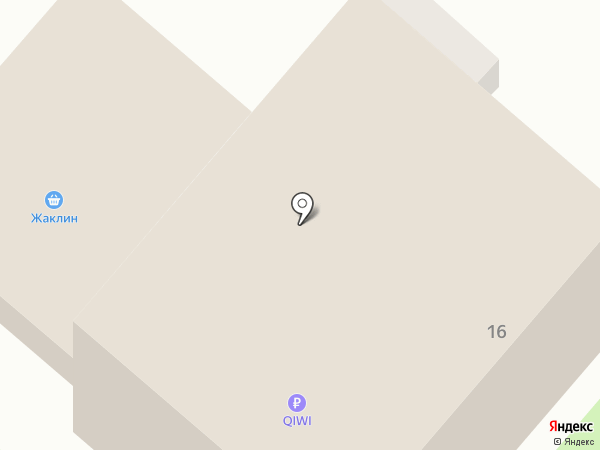 Осипов на карте Сочи