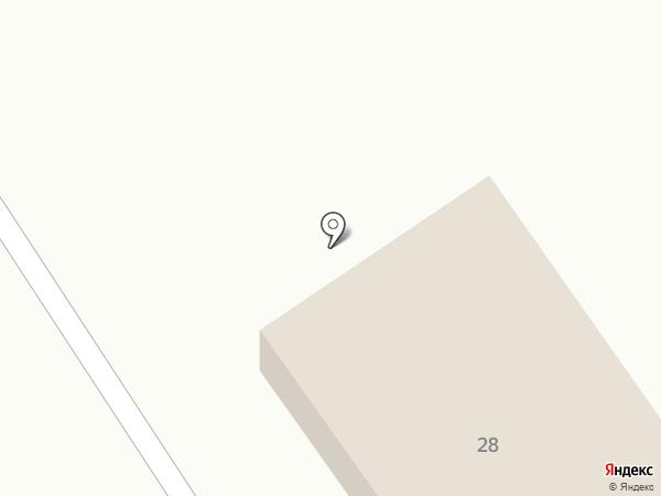 Камин на карте Владимира