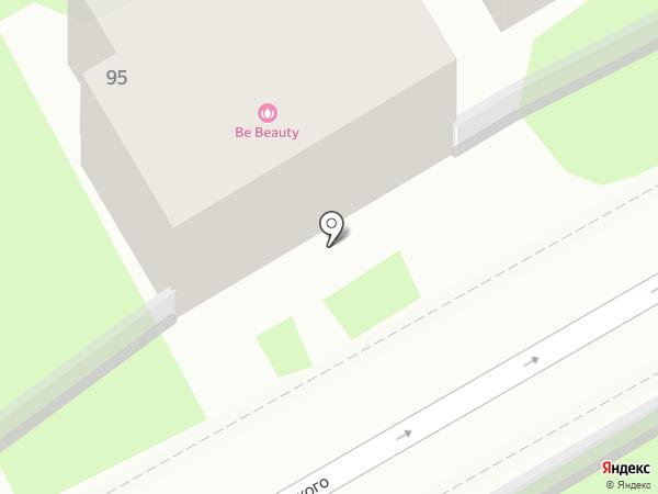 Одри на карте Сочи