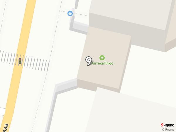 Дизайн на карте Сочи