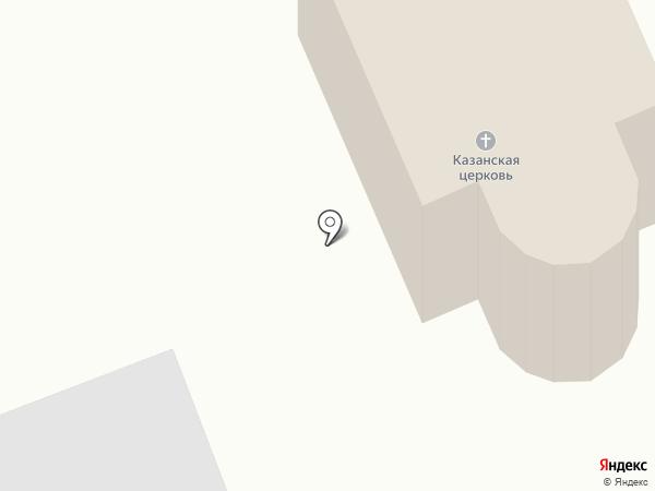 Храм Покрова Пресвятой Богородицы в Мосино на карте Владимира