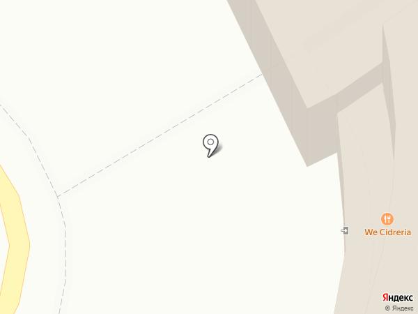 Ёлочка на карте Сочи
