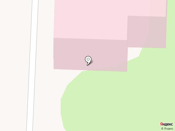 Сколиолоджик-Владимир на карте Владимира
