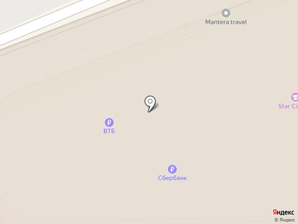 Банкомат, Сбербанк, ПАО на карте Сочи