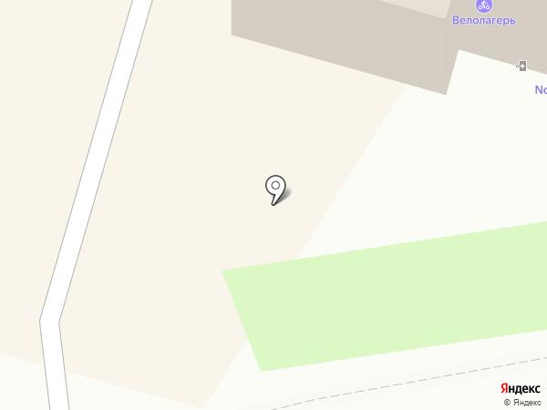 TRAVERS на карте Сочи