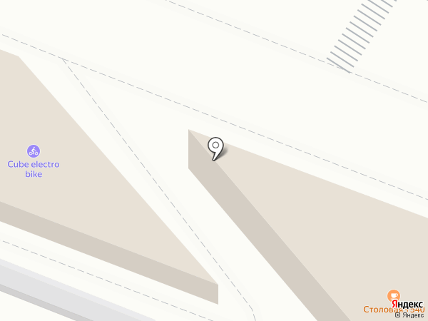 Магазин сувенирной продукции на карте Сочи