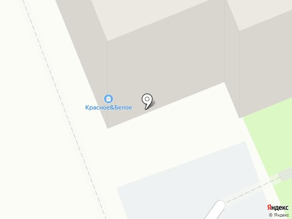 Красное & Белое на карте Владимира