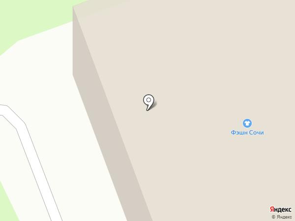 AMG на карте Сочи