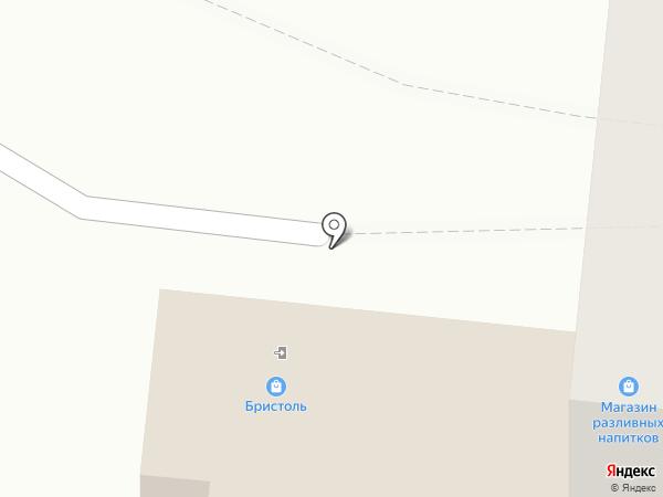 Магазин разливных напитков на карте Владимира
