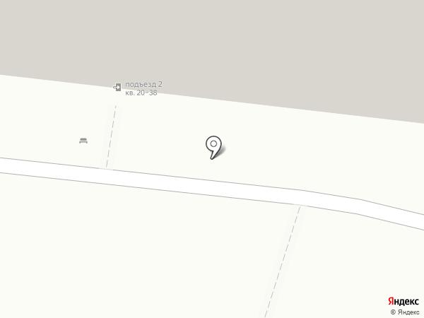 Застава, ТСЖ на карте Владимира