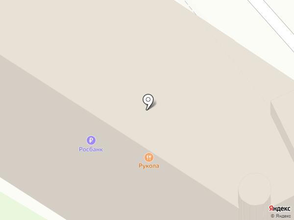 АКБ Связь-банк на карте Сочи