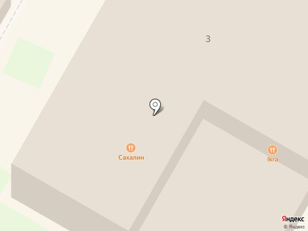 Atomic на карте Сочи