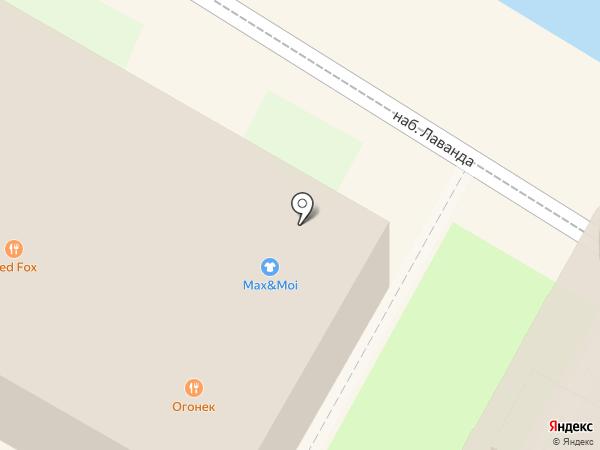 Лук на карте Сочи