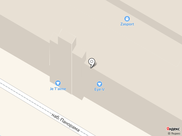 HOT SPOT на карте Сочи