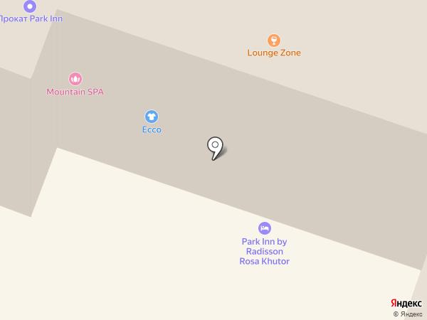 Шкаф на карте Сочи