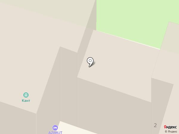 Extreme-Ride на карте Сочи