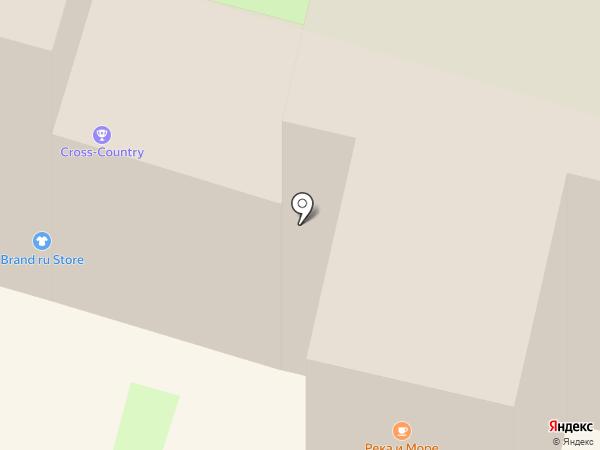 КАНТ на карте Сочи