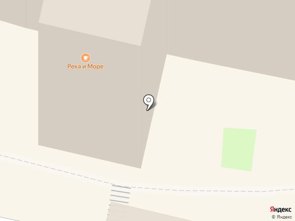 База 560 на карте Сочи