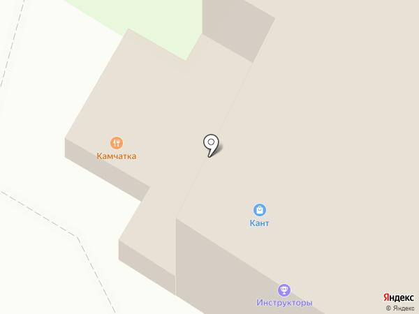 Берлога на карте Сочи