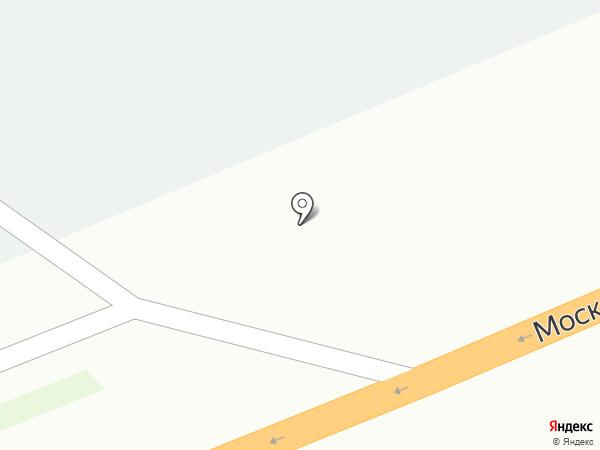 Магазин шаурмы на карте Владимира
