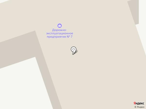 Докавеб на карте Владимира