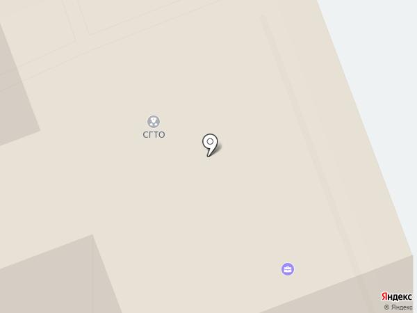 Пункт технического осмотра транспорта на карте Владимира