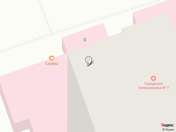 Медилон Фармимэкс на карте Владимира