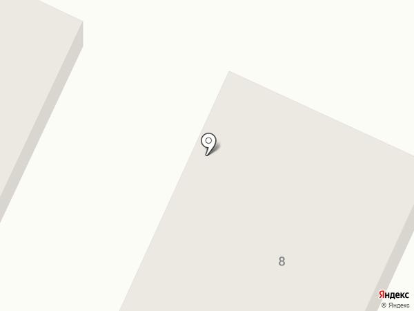 Семязино на карте Владимира
