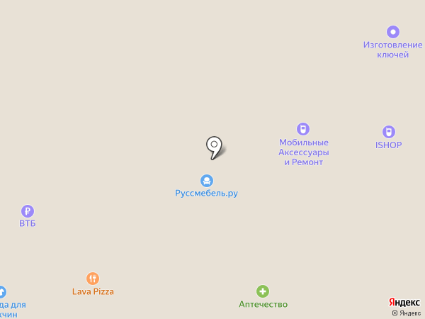Владлена на карте Владимира