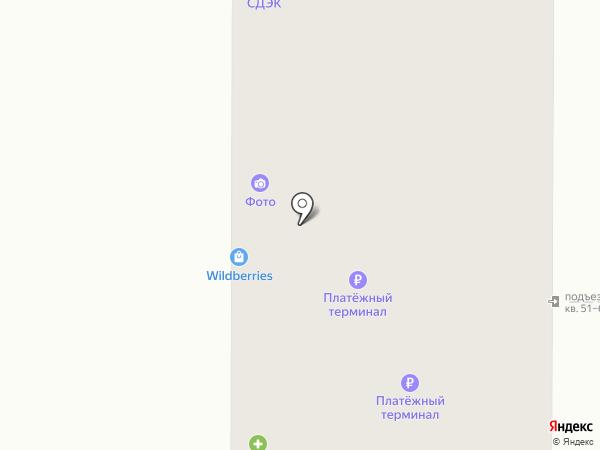 СанЛюксСервис на карте Владимира