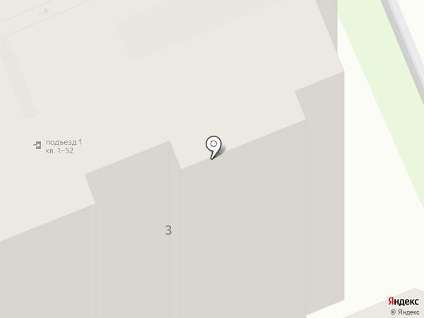 Афина на карте Владимира