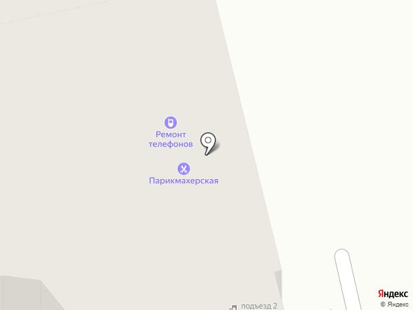 Ремонтная мастерская на карте Владимира