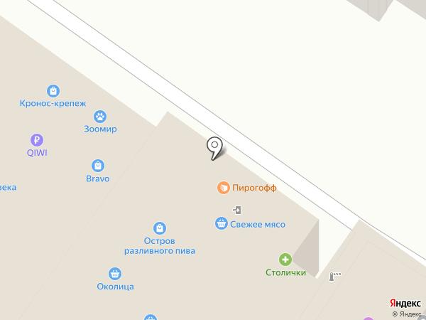 Мастерская по ремонту и пошиву одежды на карте Владимира