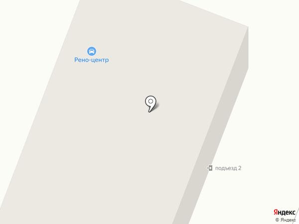 ВБК на карте Владимира