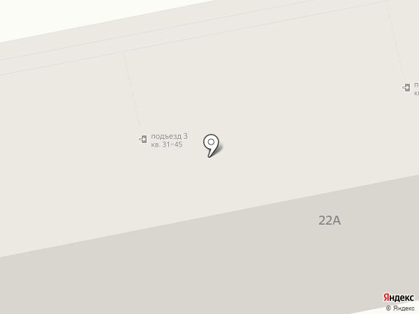 ЖСК-137 на карте Владимира