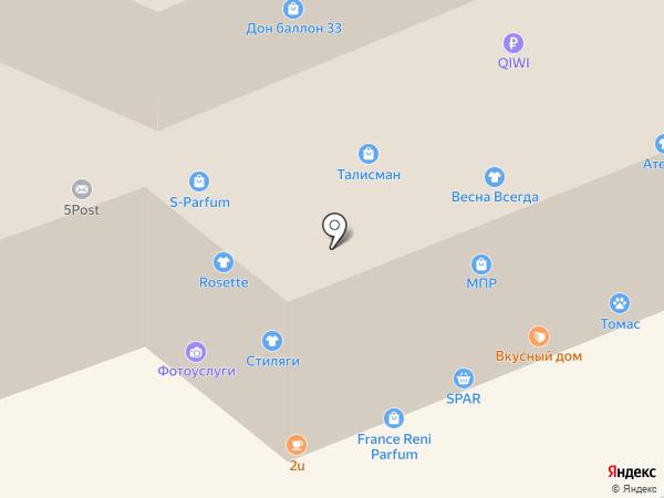Банкомат, Мособлбанк, ПАО на карте Владимира